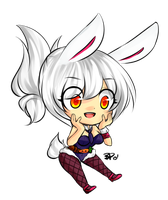 Riven by kawailemon