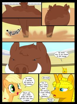 The Rightful Heir: Issue 3 - Page 028 by GatesMcCloud
