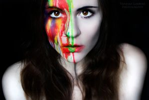 Colorful mind by VanessaGarbersPhoto