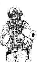 NVG inked by ThomChen114