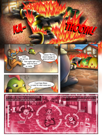 M1 - Of 'Mons and Monstrosities - Page 9 by ArtOfTheGame