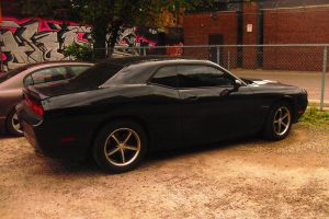Big Black Challenger II by Neville6000