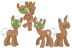 Request #20 ~ Ificaunt Quadruplets ~ by Radiant--Eclipse