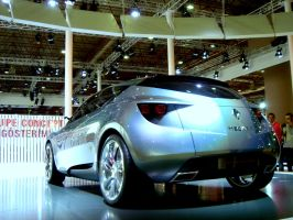 Megane Coupe Concept by vudin