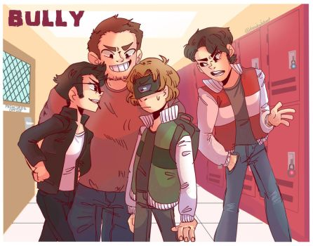 Bully Rp by DrawingInterest