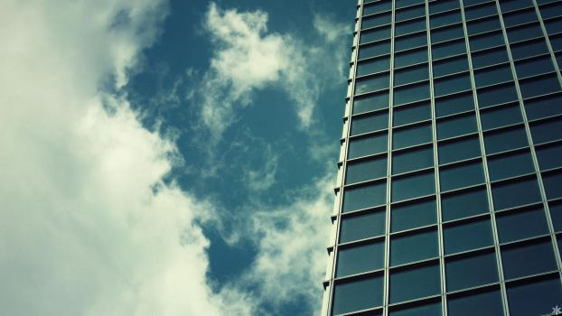 Glass in the Sky by kuningus