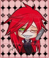 UltraChibi_Grell by Pixie-van-Winkle