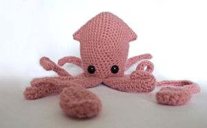 Squid by MaffersToys