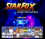 Star Fox: New Frontier Menu by Tango458