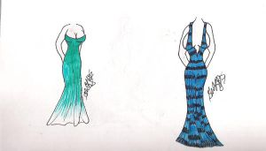 dresses by ilavanzetti