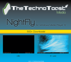 NightFly For Windows Media Player by TheTechnoToast
