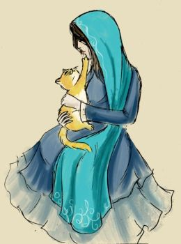 A mother to all Iran cats by nargessh
