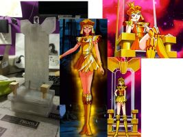 Sailor Galaxia WIP by aachi-chan