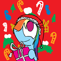 (Holiday Request) Holiday Dash by Deadninja21