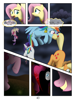 MLP: IvH page 43 by AppleStixTime