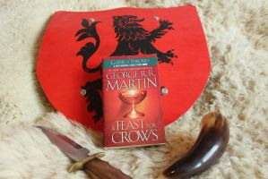 A Feast for Crows (Game of Thrones 4) - Still life by Age3111
