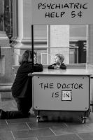 The doctor is in by DaniRDA