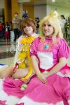 With Peach! by chibimariana