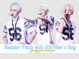 Render pack #3: SHINee's Key by shiningday