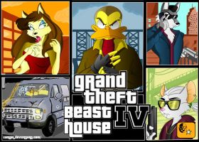 GTA 4 BEAST HOUSE version by XAMOEL