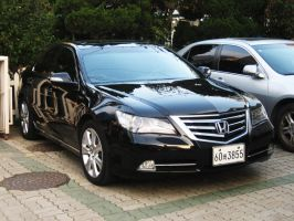 Honda Acura Legend RL New by toyonda