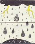Psychedelic Rain SP2011 by SparrowsFlame