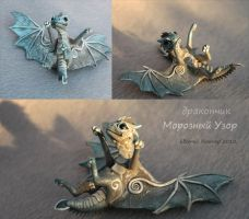 Dragon baby Frost - for sale by hontor