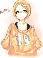 Amber - Fx by Fuko-chan