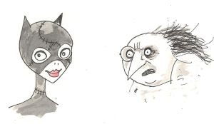 Batman Returns sketch by memorypalace