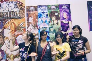 Animex 2009: Epsilon Girls by Thiefoworld