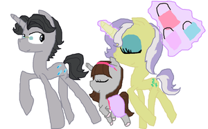 Family by ChocoCrazeh