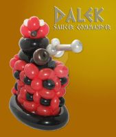 Dalek - version 1.0 by mrballoonatic