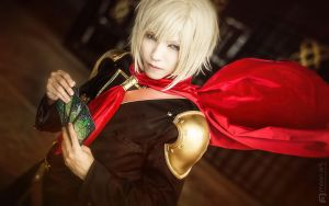 Ace - Final Fantasy Type-0 by MoonArtStudio