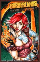 Lilith Borderlands sketch cover by gb2k