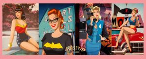 Rockabilly Heroes by DESPOP
