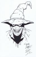 Dillon - Scarecrow by powerbomb1411