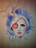 You're the Apple of My Eye by Maevethebrave