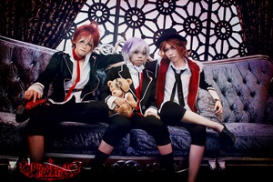 [Diabolik Lovers] Brothers of darkness by vani27