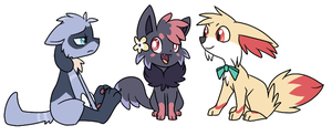 More Kalos Bbbbuz by cat4lyst