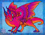 Dragon Adopt (Points) - OPEN by Daggerstale-Adopts