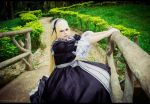 GOSICK - The Golden Fairy O2 by NeeYumi