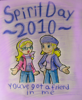 Spirit Day 2010 by Nijihamu-can