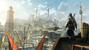 Assassins Creed Revelations by ILoveHellas