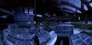 Mass Effect 2 pano 28 by MichaWha
