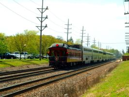 AMTRAK  Downers Grove 3a by eyepilot13