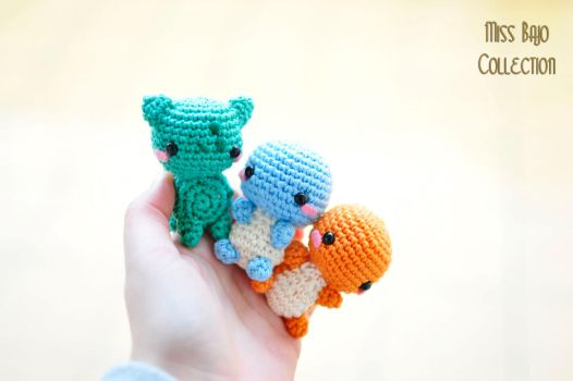 Starters by MissBajoCollection