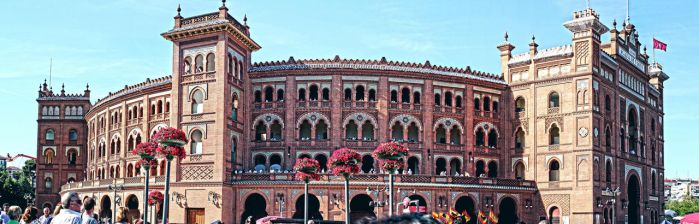 Las Ventas by cougarbandit