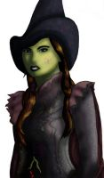 The Wicked Witch of the West by DarthVandola