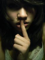 shhh... by Eyly