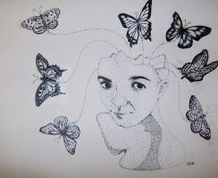 Inner Self Portrait by toast4nat